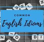 اصطلاحات رایج زبان انگلیسی