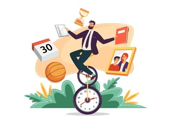 مدیریت زمان برای آزمون آیلتس